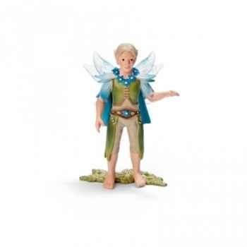 Figurine elfe des lis, homme schleich-70457