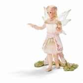figurine elfe douce comme le lis schleich 70462