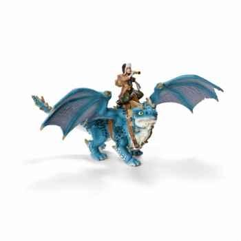 Figurine elfe shansy schleich-70445