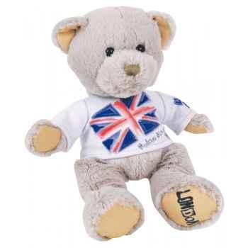 Peluche histoire d ours ours london 2148 histoire d\'ours