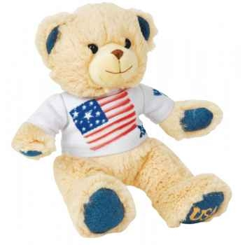 Peluche histoire d ours ours usa 2150 histoire d\'ours
