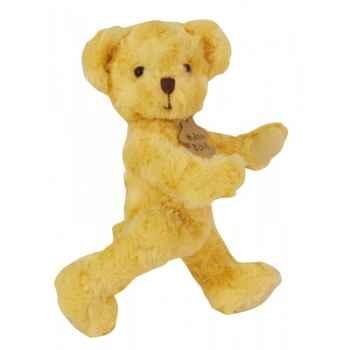 Peluche histoire d ours ours articulé miel 2153 histoire d\'ours
