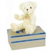 peluche histoire d ours ours articule ivoire 2154 histoire d ours
