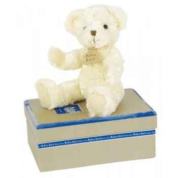 Peluche histoire d ours ours articulé ivoire 2154 histoire d\'ours