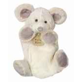 peluche histoire d ours marionnette z animoos souris 2133 histoire d ours