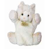 peluche histoire d ours marionnette z animoos chat 2135 histoire d ours