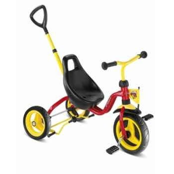 Tricycle cat1 rouge puky 2316