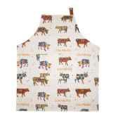 cow parade tablier pvc tpl