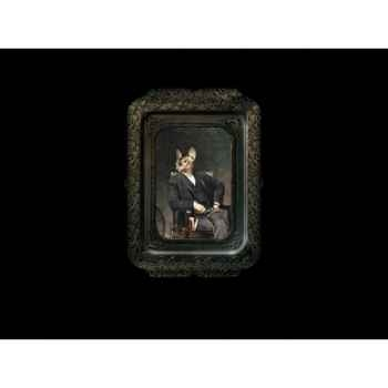 Visconti plateau tableau rectangulaire chat andrei ibride