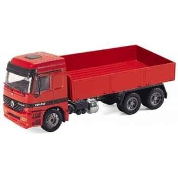 Camion mercedes actros avec remorque Joal 365