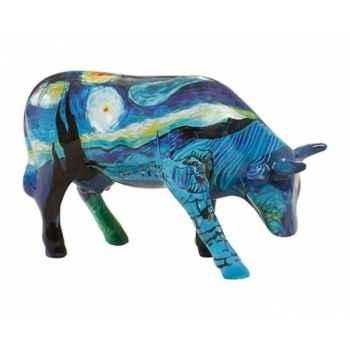 Vache cowparade céramique vincent\'s cow mmc47409