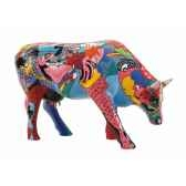 grande vache cowparade partying with pi cow sso gm46718