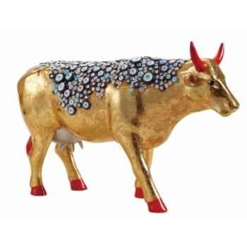 Grande vache cowparade the evil eye cow gm46720