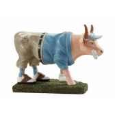 vache cowparade resine golfer cow mmr47841