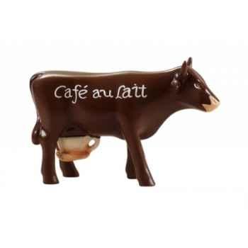 Petite vache cowparade café au lait pm46584