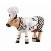 petite vache cowparade chef cow pm46583
