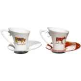cow parade coffret de 2 tasses a cafe tasl
