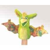 marionnette peluche twickety oiseau monstre folkmanis 2887