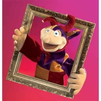 Marionnette personnage bouffon yorick folkmanis 2894