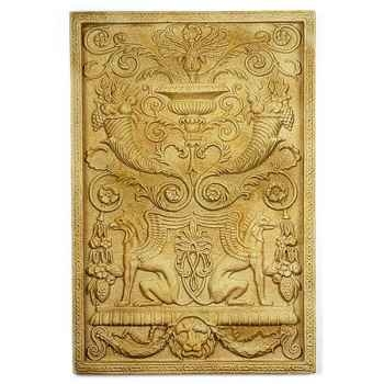 Décoration murale Wall Decor -Griffin Motif, fer -bs2602iro