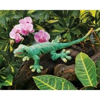 Marionnette lézard gecko folkmanis 2900