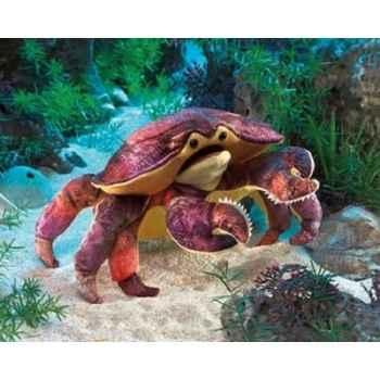 Marionnette peluche  crabe folkmanis 2933