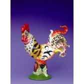 figurine coq poultry in motion zanzibar pm16240