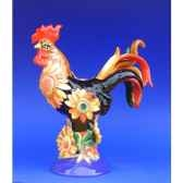 figurine coq poultry in motion sunny side up pm16216
