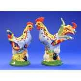figurine coq poultry in motion s p chicken tuscany pm16700