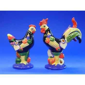 Figurine Coq - Poultry in Motion - S-P Chicken Salad - PM16701