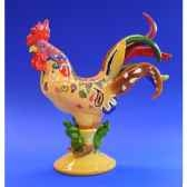 figurine coq poultry in motion king ranch pm16211