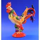 figurine coq poultry in motion hot wings pm16202