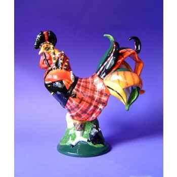 Figurine Coq - Poultry in Motion - Highland Rooster - PM16282
