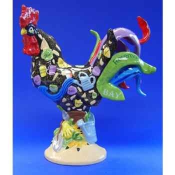 Figurine Coq - Poultry in Motion - Herbed Chicken - PM16292