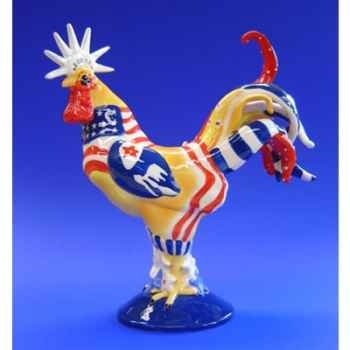 Figurine Coq - Poultry in Motion - Doodle Dandy - PM16208
