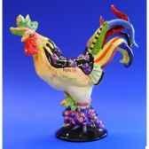 figurine coq poultry in motion coq au vin pm16206