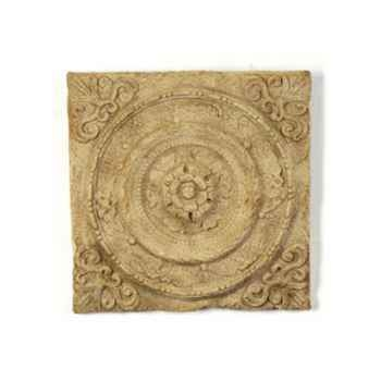 Décoration murale Rondelle Wall Plaque, granite -bs3166gry
