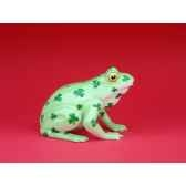 figurine grenouille fancifufrogs toad ally lucky 6340