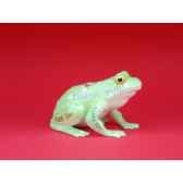 figurine grenouille fancifufrogs tank u toad 11959