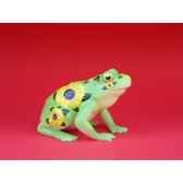 figurine grenouille fancifufrogs sunflower 11905