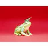 figurine grenouille fancifufrogs new croak city 11964