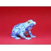 figurine grenouille fancifufrogs froget me nots 11960
