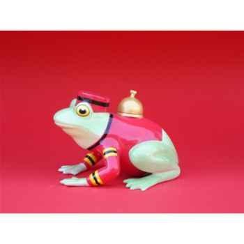 Figurine Grenouille - Fanciful Frogs - Bellhop - 11901