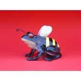 figurine grenouille fancifufrogs bee hoppy 6335