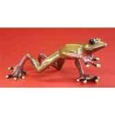 figurine grenouille fabulous forest frogs grenouille wu711828