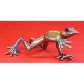 figurine grenouille fabulous forest frogs grenouille wu711825