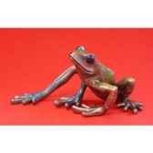 figurine grenouille fabulous forest frogs grenouille wu710345