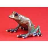 figurine grenouille fabulous forest frogs grenouille wu710338