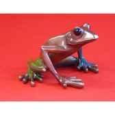 figurine grenouille fabulous forest frogs grenouille wu710335
