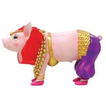 Figurine Cochon - This Little Piggy - Pork Belly Dancer - TLP16841